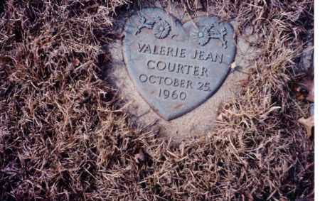 COURTER, VALERIE JEAN - Clark County, Ohio | VALERIE JEAN COURTER - Ohio Gravestone Photos