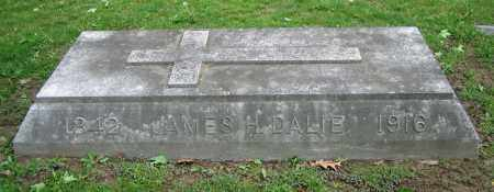 DALIE, JAMES H. - Clark County, Ohio | JAMES H. DALIE - Ohio Gravestone Photos