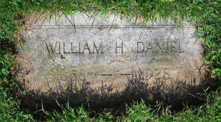 DANIEL, WILLIAM H. - Clark County, Ohio | WILLIAM H. DANIEL - Ohio Gravestone Photos