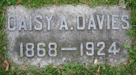 DAVIES, DAISY A. - Clark County, Ohio | DAISY A. DAVIES - Ohio Gravestone Photos