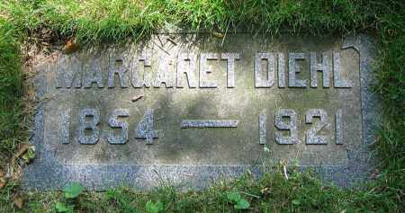 DIEHL, MARGARET - Clark County, Ohio | MARGARET DIEHL - Ohio Gravestone Photos