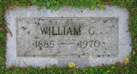 DILLAHUNT, WILLIAM G. - Clark County, Ohio | WILLIAM G. DILLAHUNT - Ohio Gravestone Photos