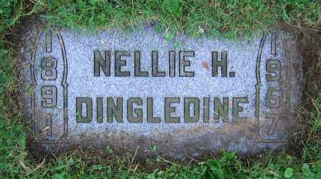 DINGLEDINE, NELLIE H. - Clark County, Ohio | NELLIE H. DINGLEDINE - Ohio Gravestone Photos