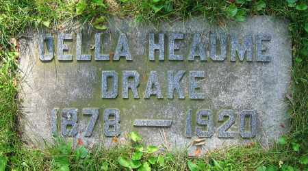 DRAKE, OELLA - Clark County, Ohio | OELLA DRAKE - Ohio Gravestone Photos