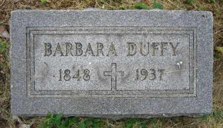 DUFFY, BARBARA - Clark County, Ohio | BARBARA DUFFY - Ohio Gravestone Photos
