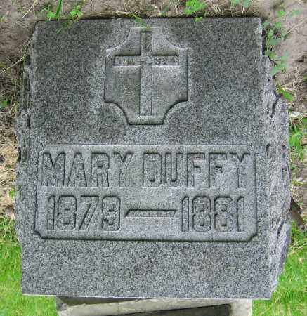DUFFY, MARY - Clark County, Ohio | MARY DUFFY - Ohio Gravestone Photos