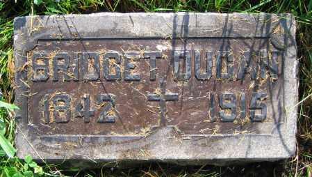 DUGAN, BRIDGET - Clark County, Ohio | BRIDGET DUGAN - Ohio Gravestone Photos