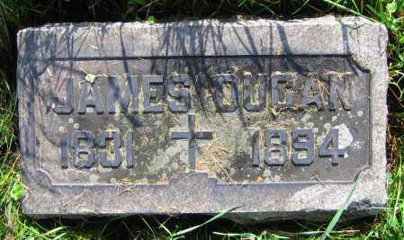 DUGAN, JAMES - Clark County, Ohio | JAMES DUGAN - Ohio Gravestone Photos