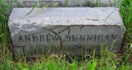DUNNIGAN, ANDREW - Clark County, Ohio | ANDREW DUNNIGAN - Ohio Gravestone Photos