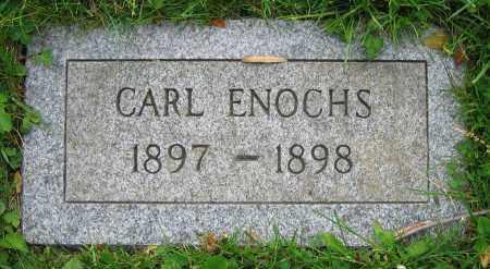 ENOCHS, CARL - Clark County, Ohio | CARL ENOCHS - Ohio Gravestone Photos