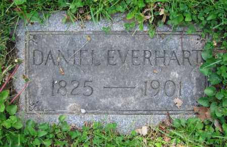 EVERHART, DANIEL - Clark County, Ohio | DANIEL EVERHART - Ohio Gravestone Photos