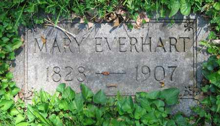 EVERHART, MARY - Clark County, Ohio | MARY EVERHART - Ohio Gravestone Photos