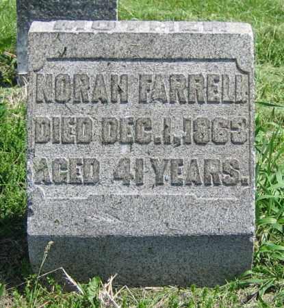 FARRELL, NORAH - Clark County, Ohio | NORAH FARRELL - Ohio Gravestone Photos