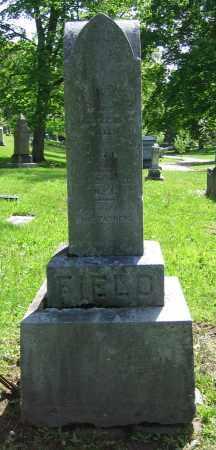 FIELD, GEO. C. - Clark County, Ohio | GEO. C. FIELD - Ohio Gravestone Photos
