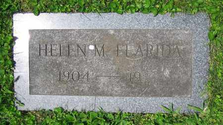 FLARIDA, HELEN M. - Clark County, Ohio | HELEN M. FLARIDA - Ohio Gravestone Photos