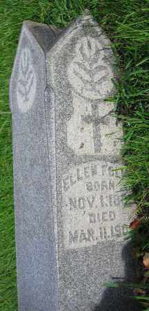 FOLEY, ELLEN - Clark County, Ohio | ELLEN FOLEY - Ohio Gravestone Photos