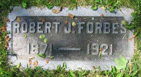 FORBES, ROBERT J. - Clark County, Ohio | ROBERT J. FORBES - Ohio Gravestone Photos