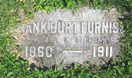 FURNISS, FRANK BURT - Clark County, Ohio | FRANK BURT FURNISS - Ohio Gravestone Photos