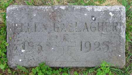 GALLAGHER, ELLEN - Clark County, Ohio | ELLEN GALLAGHER - Ohio Gravestone Photos