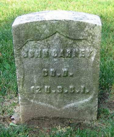 GARNEY, JOHN - Clark County, Ohio | JOHN GARNEY - Ohio Gravestone Photos