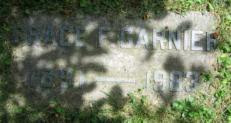 GARNIER, GRACE F. - Clark County, Ohio | GRACE F. GARNIER - Ohio Gravestone Photos