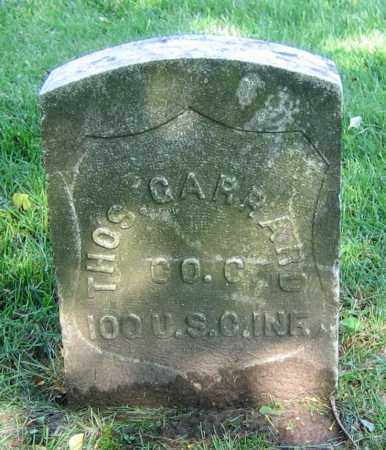GARRARD, THOS. - Clark County, Ohio | THOS. GARRARD - Ohio Gravestone Photos