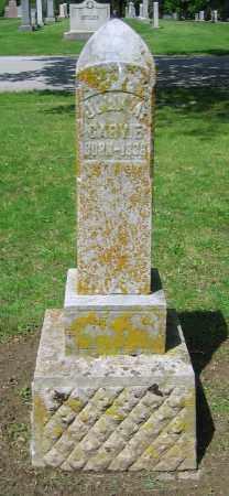 GARVIE, JULIA A. - Clark County, Ohio | JULIA A. GARVIE - Ohio Gravestone Photos