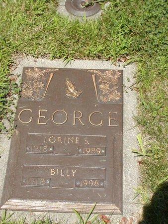 GEORGE, LORINE - Clark County, Ohio | LORINE GEORGE - Ohio Gravestone Photos