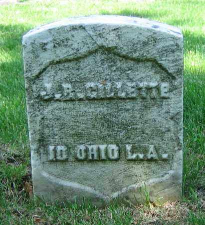 GILLETTE, J.R. - Clark County, Ohio | J.R. GILLETTE - Ohio Gravestone Photos