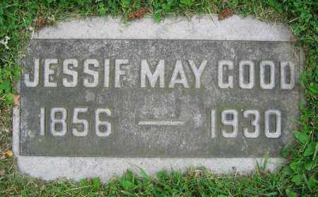 GOOD, JESSIE MAY - Clark County, Ohio | JESSIE MAY GOOD - Ohio Gravestone Photos