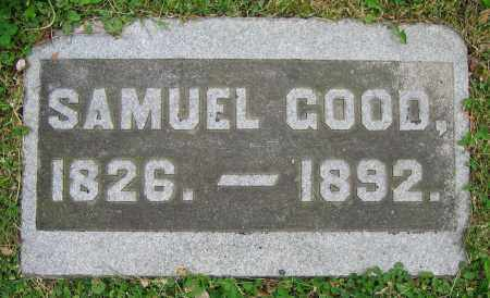 GOOD, SAMUEL - Clark County, Ohio | SAMUEL GOOD - Ohio Gravestone Photos
