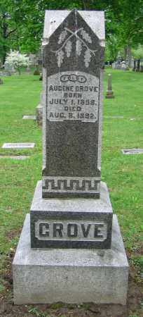 GROVE, AUGENE - Clark County, Ohio | AUGENE GROVE - Ohio Gravestone Photos