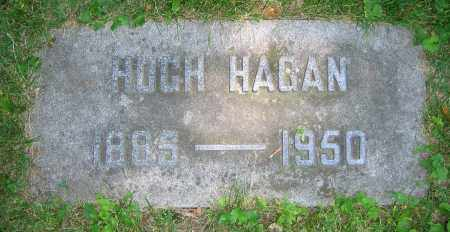 HAGAN, HUGH - Clark County, Ohio | HUGH HAGAN - Ohio Gravestone Photos