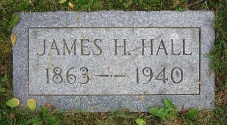HALL, JAMES H. - Clark County, Ohio | JAMES H. HALL - Ohio Gravestone Photos