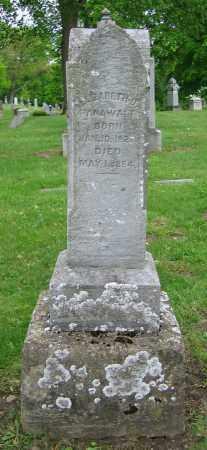 HANAWALT, ELIZABETH D. - Clark County, Ohio | ELIZABETH D. HANAWALT - Ohio Gravestone Photos