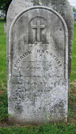 HANNAHAN, PATRICK - Clark County, Ohio | PATRICK HANNAHAN - Ohio Gravestone Photos