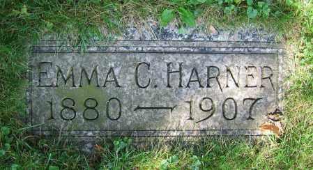 HARNER, EMMA C. - Clark County, Ohio | EMMA C. HARNER - Ohio Gravestone Photos