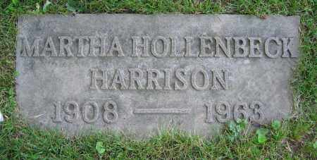 HARRISON, MARTHA - Clark County, Ohio | MARTHA HARRISON - Ohio Gravestone Photos