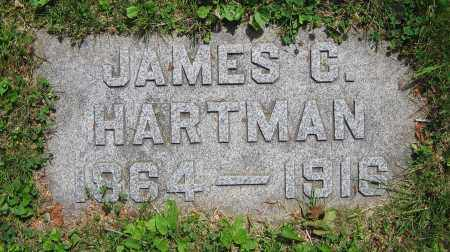 HARTMAN, JAMES C. - Clark County, Ohio | JAMES C. HARTMAN - Ohio Gravestone Photos
