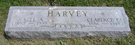 HARVEY, CLARENCE ELMER - Clark County, Ohio | CLARENCE ELMER HARVEY - Ohio Gravestone Photos