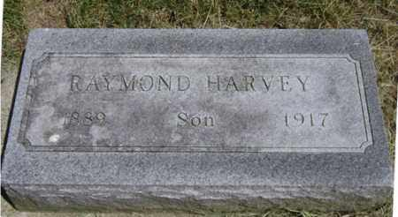 HARVEY, RAYMOND - Clark County, Ohio | RAYMOND HARVEY - Ohio Gravestone Photos