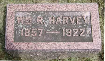HARVEY, WILLIAM RUSSELL - Clark County, Ohio | WILLIAM RUSSELL HARVEY - Ohio Gravestone Photos