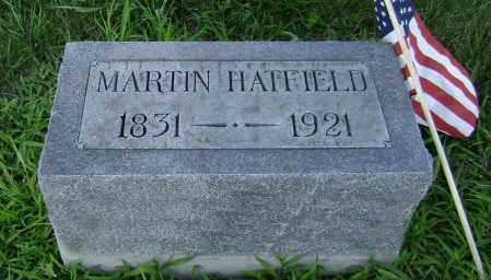HATFIELD, MARTIN - Clark County, Ohio | MARTIN HATFIELD - Ohio Gravestone Photos
