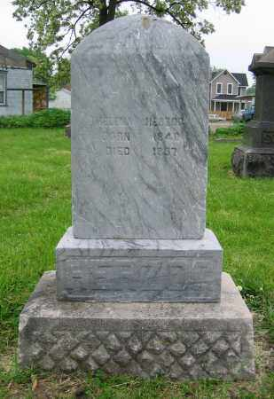 HERZOG, HELENA - Clark County, Ohio | HELENA HERZOG - Ohio Gravestone Photos