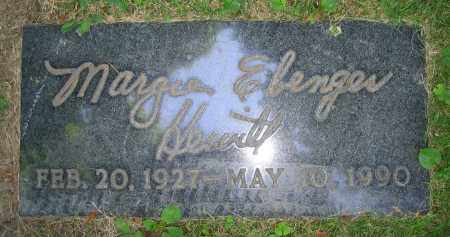 HEWITT, MARGIE - Clark County, Ohio | MARGIE HEWITT - Ohio Gravestone Photos