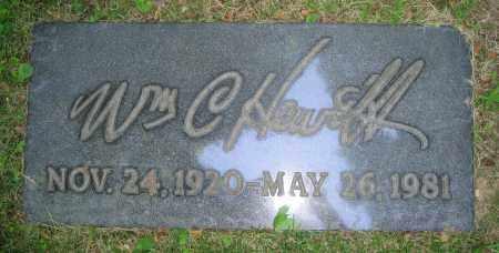 HEWITT, WM. C. - Clark County, Ohio | WM. C. HEWITT - Ohio Gravestone Photos