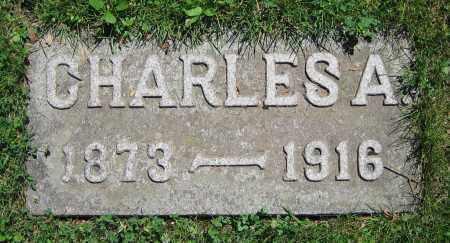 HIBSCHMAN, CHARLES A. - Clark County, Ohio | CHARLES A. HIBSCHMAN - Ohio Gravestone Photos