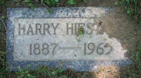 HIESTAND, HARRY - Clark County, Ohio | HARRY HIESTAND - Ohio Gravestone Photos