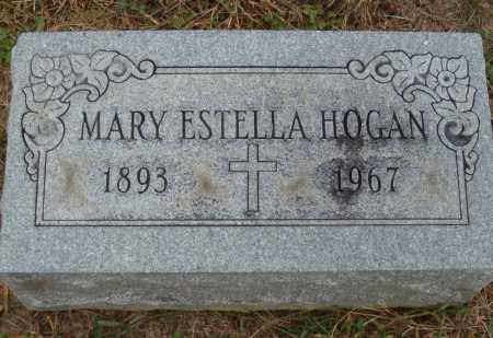 HOGAN, MARY ESTELLA - Clark County, Ohio | MARY ESTELLA HOGAN - Ohio Gravestone Photos