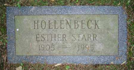 HOLLENBECK, ESTHER - Clark County, Ohio | ESTHER HOLLENBECK - Ohio Gravestone Photos